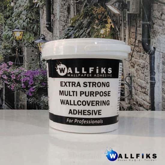 1 kg likit duvar kağıdı tutkalı