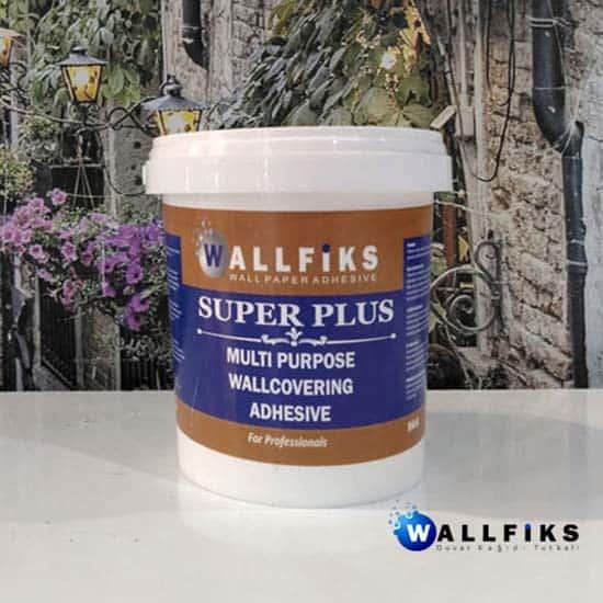 Likit (Ovalit) Duvar Kağıdı Tutkalı Super Plus 1 Kg